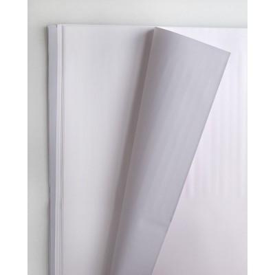 Бумага влагостойкая, 60*60 cm, 20 листов, розовый