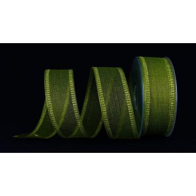 Лента Cotone, 40 мм*20 м, зеленый