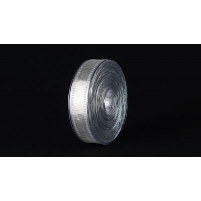 Лента Specchio, 25 мм*25 м, серебрянная