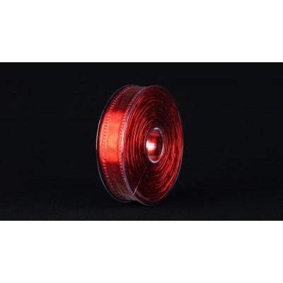 Лента Specchio, 25 мм*25 м, красная