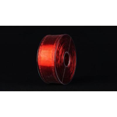 Лента Specchio, 40 мм*25 м, красная