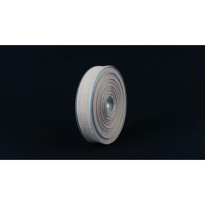 Лента котоновая Canvas, 25 мм*20 м, беж