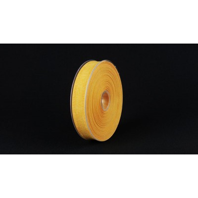 Лента котоновая Canvas, 25 мм*20 м, желтый