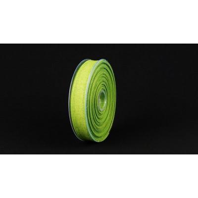 Лента котоновая Canvas, 25 мм*20 м, зеленый