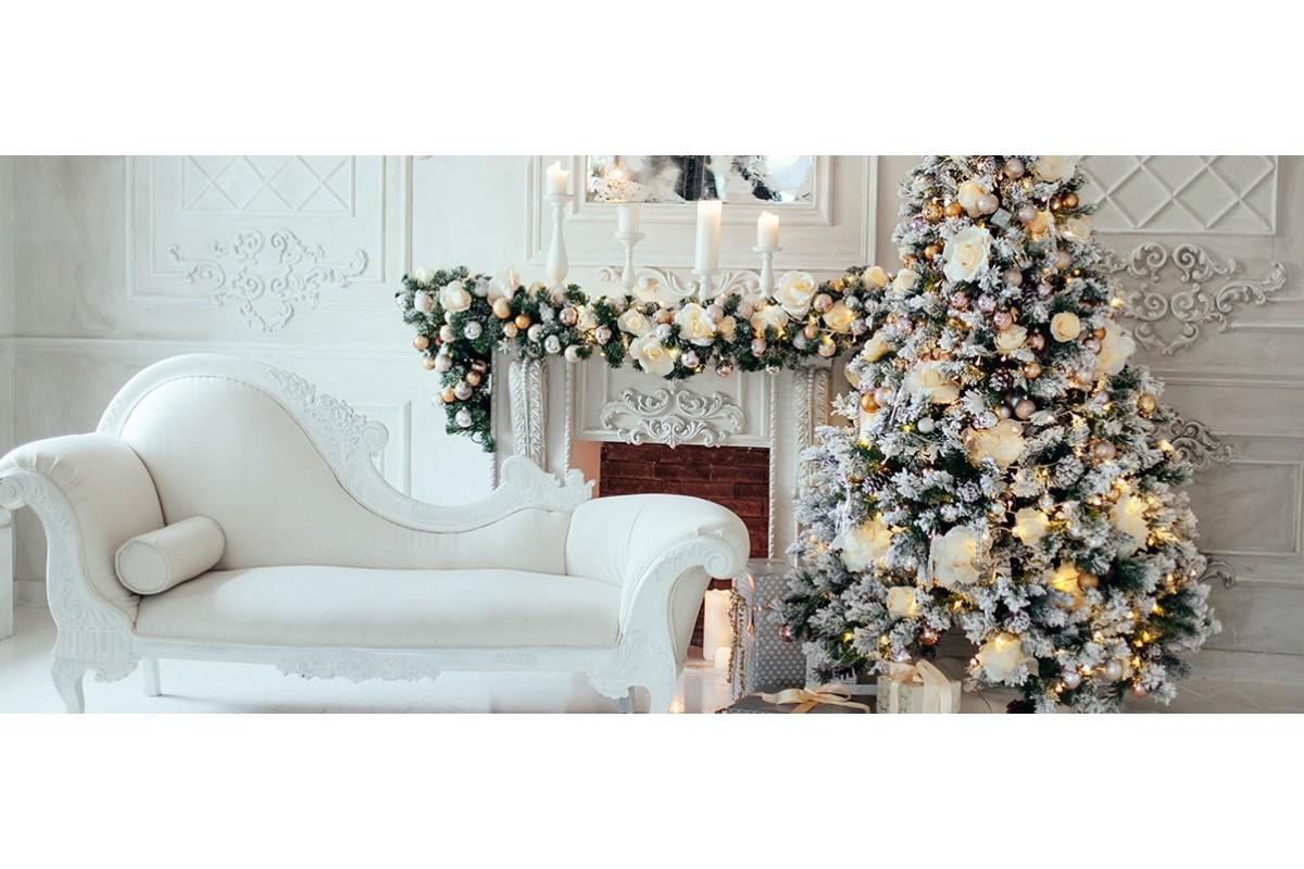 Запрошуємо на майстер-клас по трендам і асортименту новорічного декору!