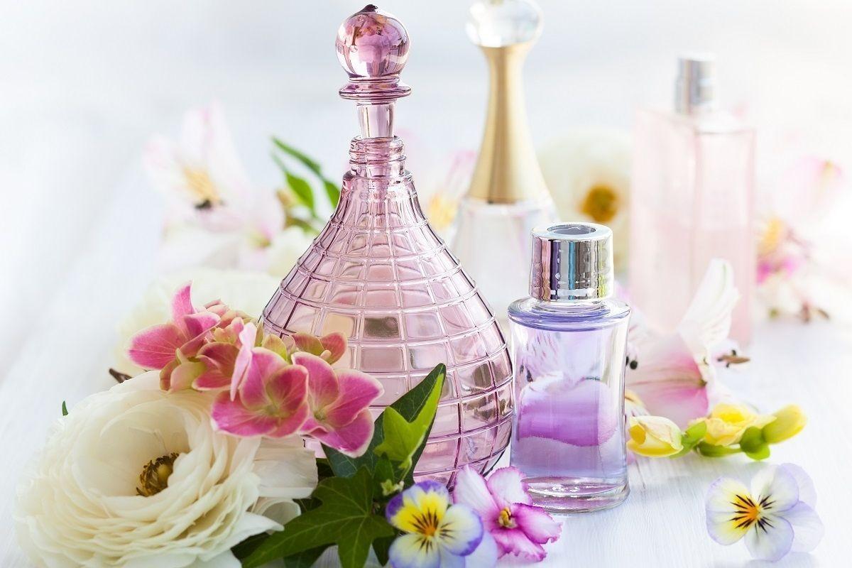 Цветочные ароматы в парфюмерии
