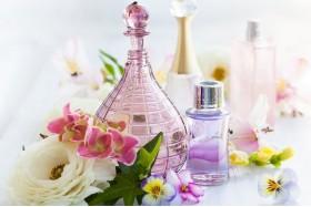 Квіткові аромати у парфумерії