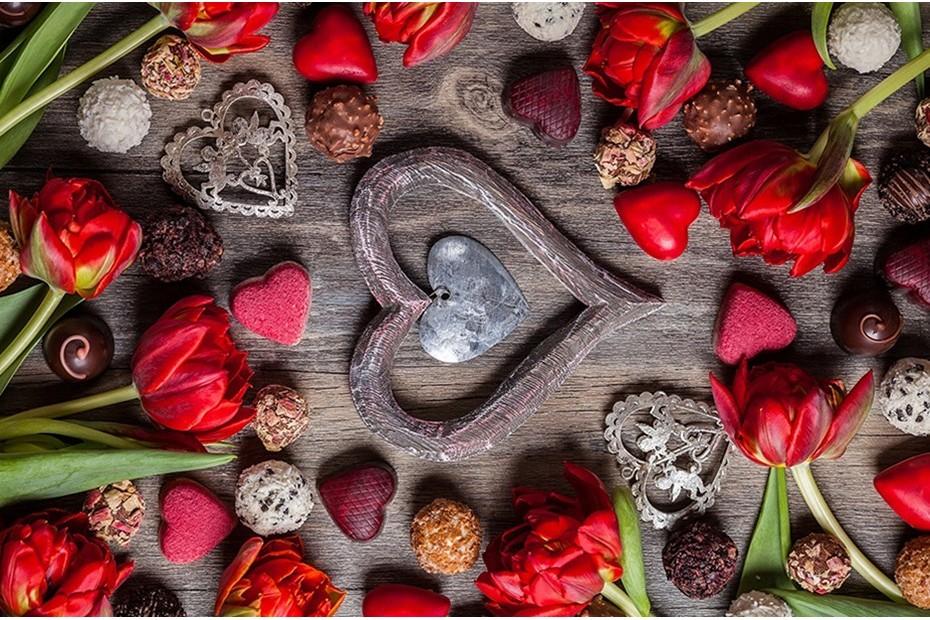 Цветы ко Дню Святого Валентина: классика или экзотика?