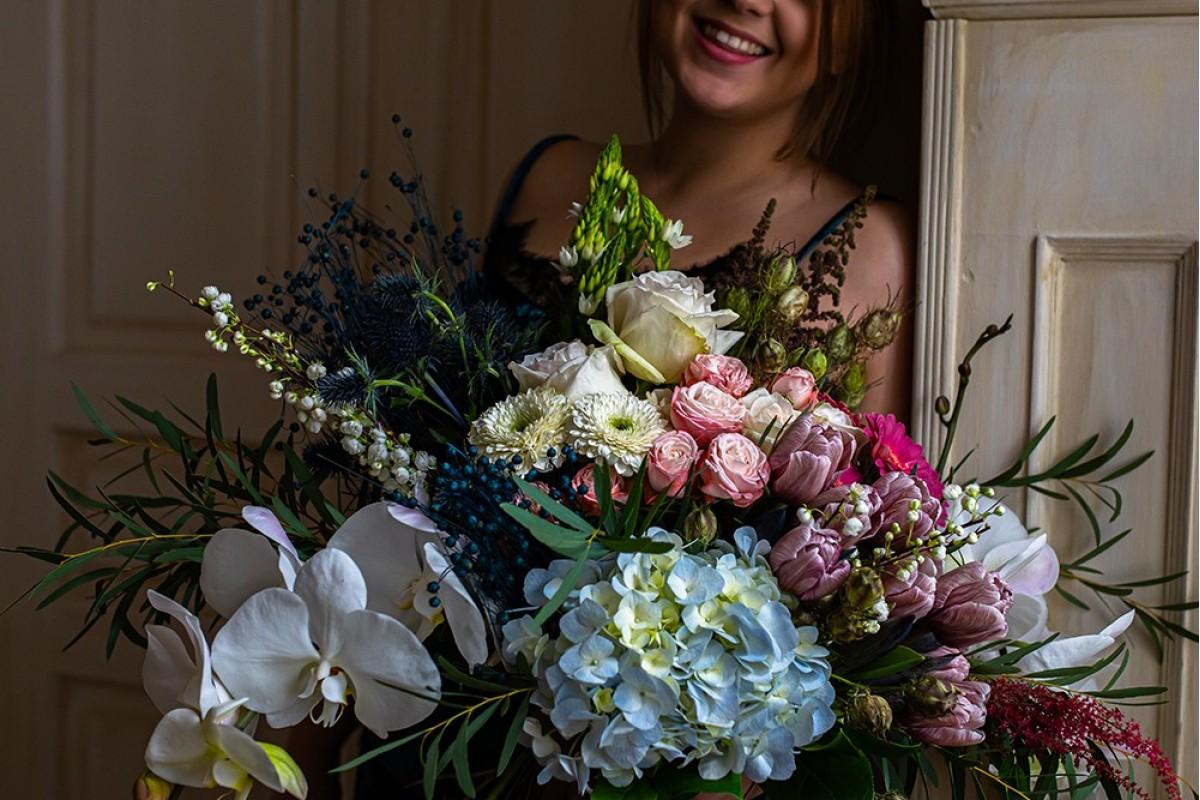 Как выбрать самые красивые цветы на праздник?