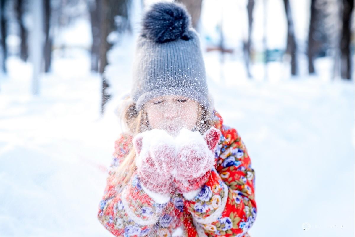 Зимняя фотосессия. Идеи
