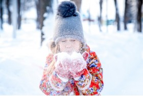 Зимова фотосесія. Ідеї
