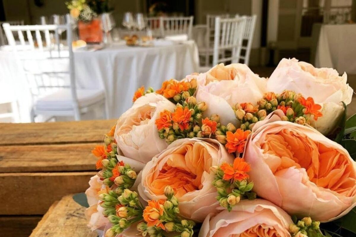 Свадьба осенью. Новые тренды свадебной осенней флористики