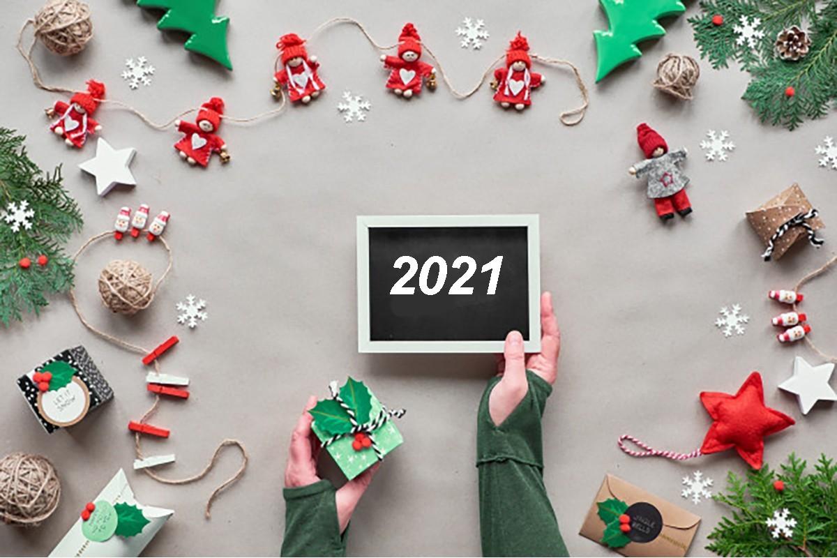ТОП 10 покупок для празднования Нового года 2021