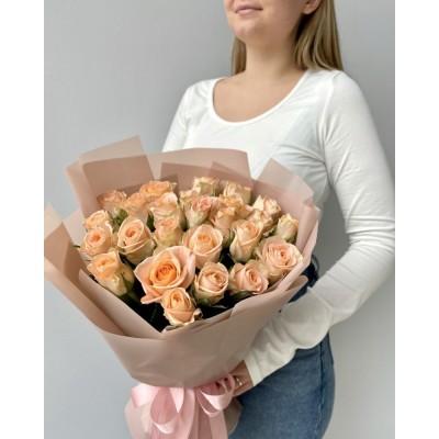 Букет роз Меифеир,  6-34407 - купить  в магазине Украфлора по лучшей цене, всего 1 275 грн