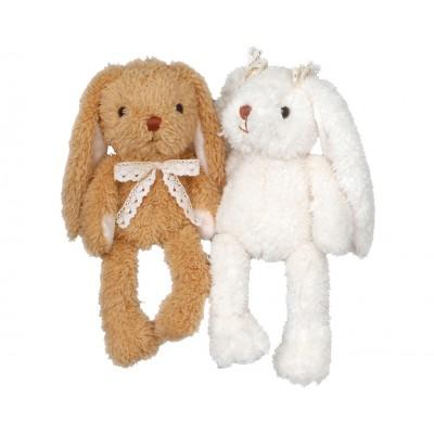 Мягкая игрушка Bukowski зайчик Baby,  6-25831 - купить  в магазине Украфлора по лучшей цене, всего 495 грн