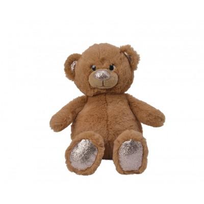 Мягкая игрушка Медведь плюшевый бежевый в ассортименте,  6-29437 - купить  в магазине Украфлора по лучшей цене, всего 475 грн