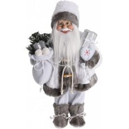 Фігурка Санта текстильний
