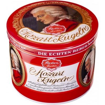 Конфеты Mozart Kugeln в жестяной банке, 300 г,  6-29828 - купить  в магазине Украфлора по лучшей цене, всего 350 грн