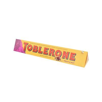 Шоколад Toblerone молочный шоколад с изюмом, медом и миндальной нугой 100 г,  407007 - купить  в магазине Украфлора по лучшей цене, всего 55 грн