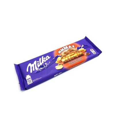 Шоколадка Milka орех 276 г,  6-25000 - купить  в магазине Украфлора по лучшей цене, всего 99 грн