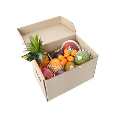 Коробка с экзотическими фруктами,  6-25113 - купить  в магазине Украфлора по лучшей цене, всего 1 500 грн