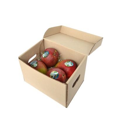 Монобокс экзотических фруктов Манго 4 шт,  6-25102 - купить  в магазине Украфлора по лучшей цене, всего 750 грн