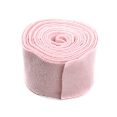 Шерсть светло-розовая