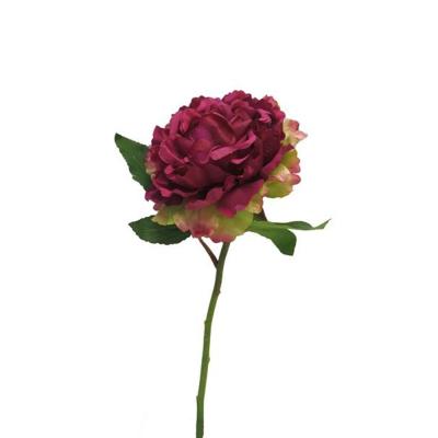 """Искусственный цветок """"Пион"""""""
