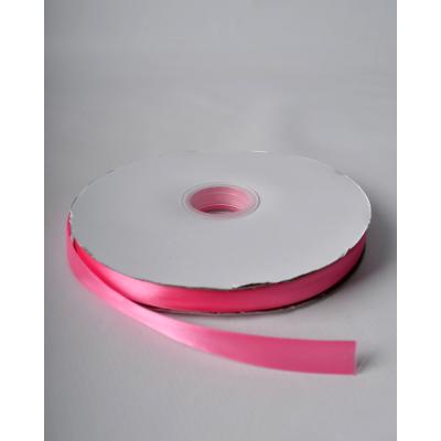 Лента атласная 1,5 см ярко-розовый DL
