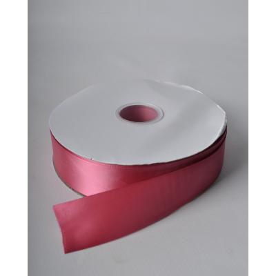 Лента атласная 3,8 см колониально-розовая DL