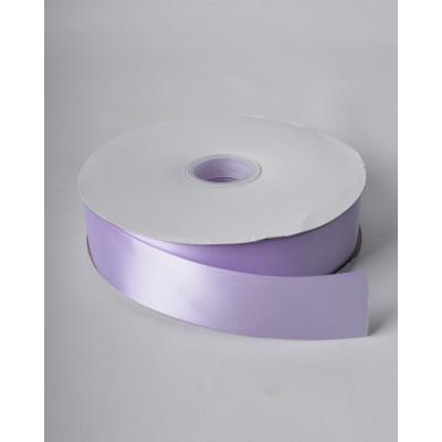Лента атласная 3,8 см светло-сиреневый DL