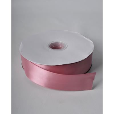 Лента атласная 3,8 см кварц DL