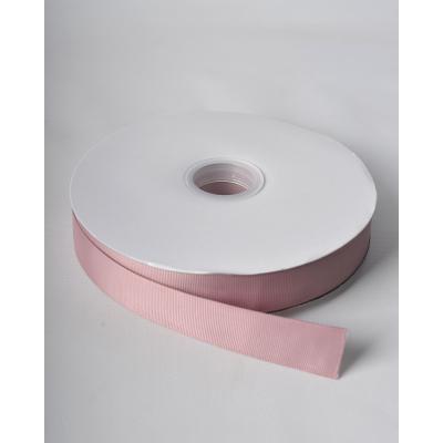 Лента репсовая 2,5 см античный молочный LW