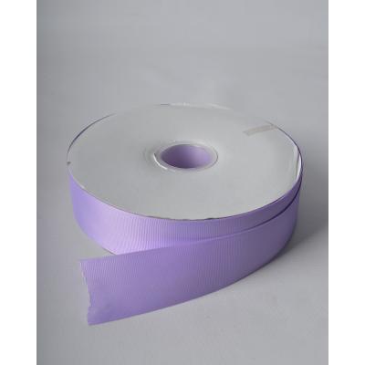 Летна репсовая 3,8 см светло-сиреневая LW