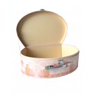 Чемодан декоративный розовый 2 в ассортименте