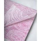 Бумага флористическая непромокаемая розовая