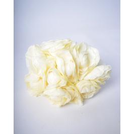 """Набор искусственных цветов """"Камелия белая"""" 10 шт"""