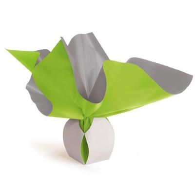 Упаковка Bulle Box, 70 x 70 cm, серо-зеленый