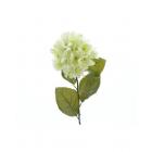 """Искусственный цветок """"Гортензия"""" зеленый"""