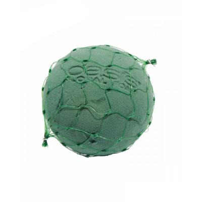 Форма из пены OASIS® IDEAL Netted Sphere Сфера в пластиковой сетке