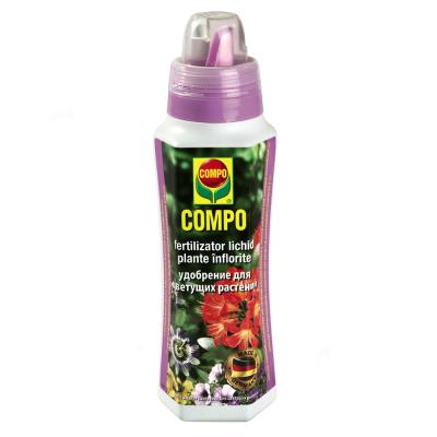 Жидкое удобрение COMPO для цветущих растений