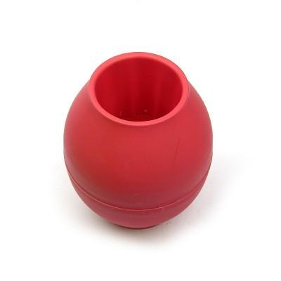 Ваза Diabol`o 17,5*8 см, красная