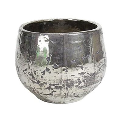 Горщик Luxury , 42*33 cm, срібн. кольору