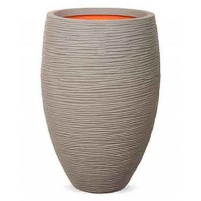 Кашпо Capi Tutch 56x86cm, сірий