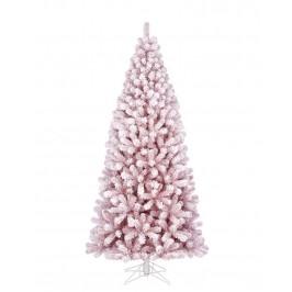 Ялинка штучна Cembra рожева