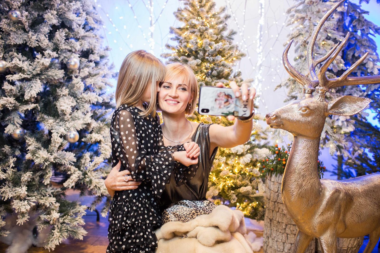 Атмосфера новогоднего чуда 2020 от компании «Украфлора».