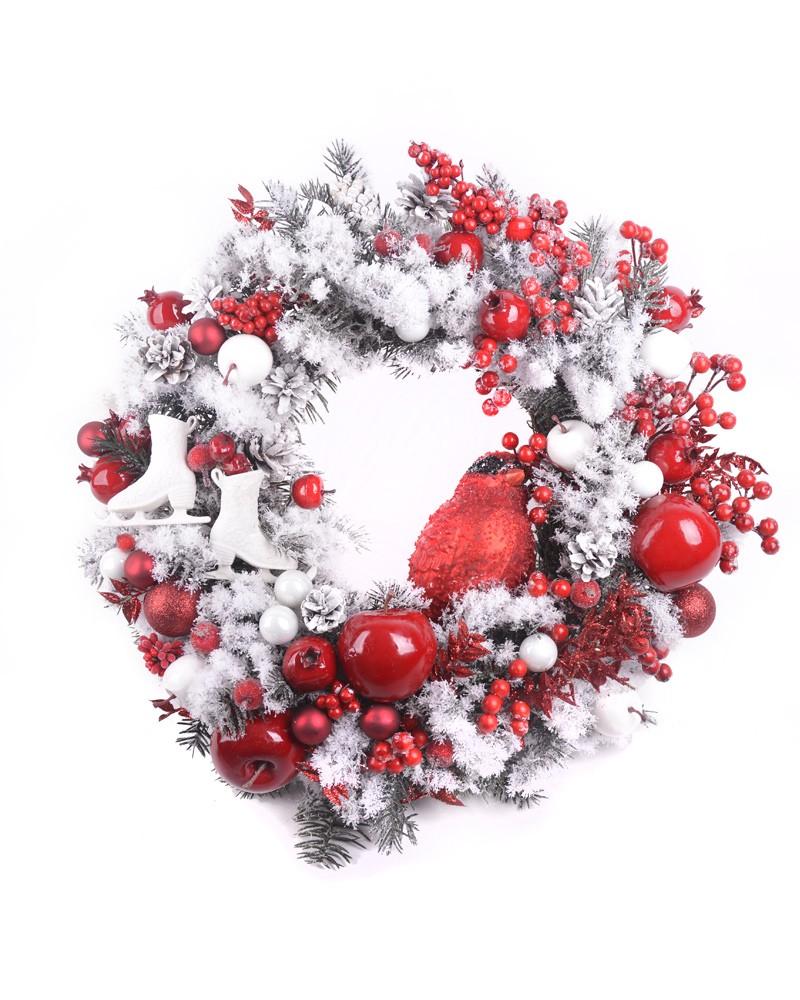 Рождественские венки — предчувствие праздника с порога