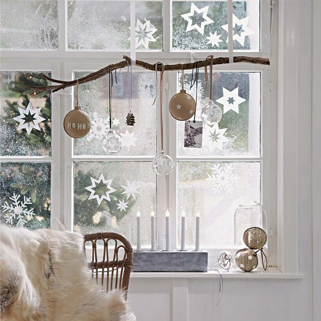 Зимний антураж. Декорируем дом к зимним праздникам