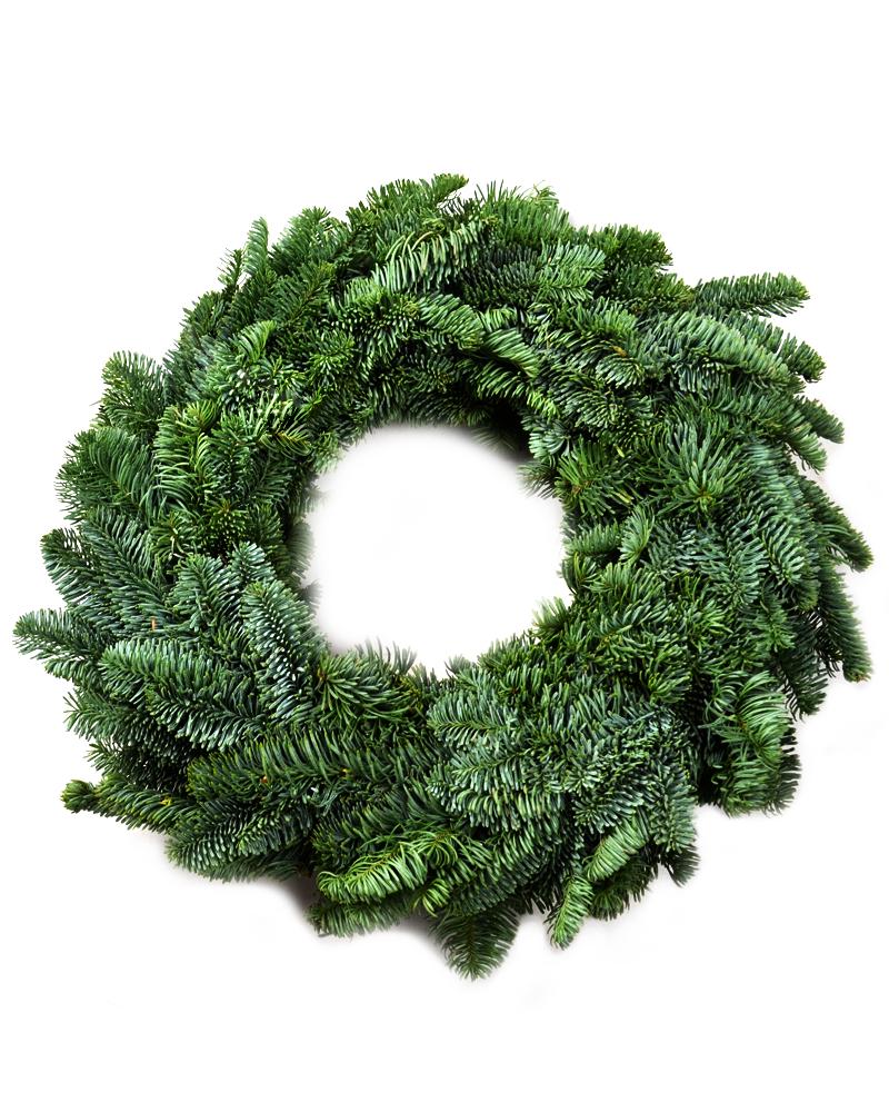 Декоративна зелень для новорічного оформлення