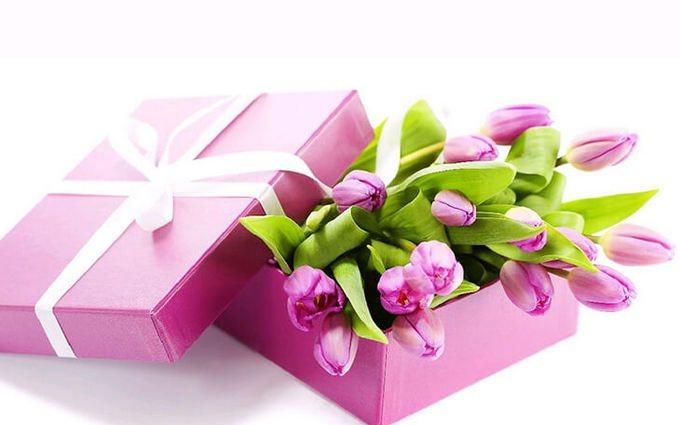 Корпоративные подарки к 8 марта